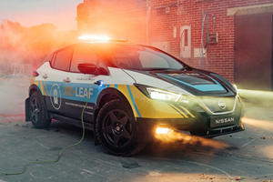 Nissan Re-Leaf Is The EV Answer To Disaster Response Vehicles