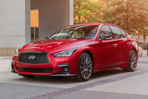 Here's What's New For The 2021 Infiniti Q50