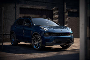 The Lynk & Co 01 Is A Car That You Don't Need To Own