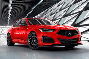 There's Already A Killer 2021 Acura TLX Discount