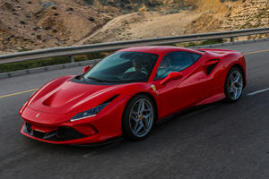 Ferrari Has Been Lying About The F8 Tributo