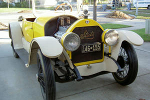 Unearthed: 1923 Stutz Speedway Roadster