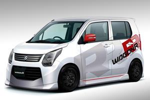 Suzuki Bringing Two Concepts to Tokyo