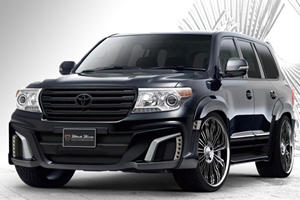 Toyota Land Cruiser Black Bison by Wald Int'l