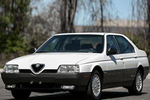Unique of the Week: 1991 Alfa 164