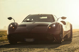 Official: Pagani Huayra R Will Be Revealed In January