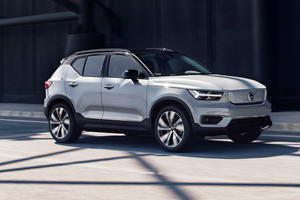 Volvo XC40 Recharge Has A Big Electric Range Problem