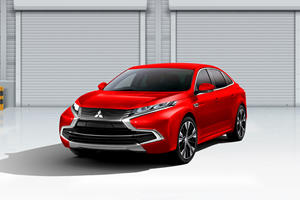 Mitsubishi Could Revive The Lancer With This New Design