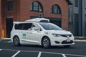 Waymo Offers Driverless Taxis In Arizona