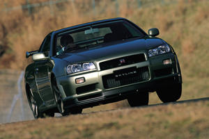 R34 Nissan Skyline GT-R Sets A Record-Breaking Price