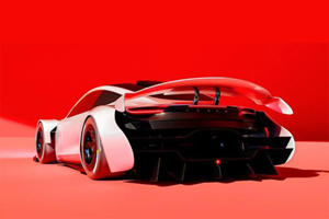 Epic Tesla LM Concept Looks Ready To Conquer Le Mans