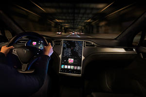 Tesla Says Full Self Driving Feature Coming This Year
