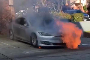 The Feds Issue Troubling New Report About EV Fires