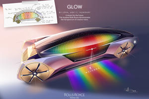 These Wild Rolls-Royce Concepts Were All Designed By Kids