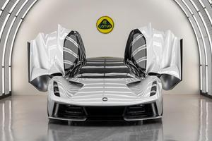 Lotus Undergoes Major Upgrade