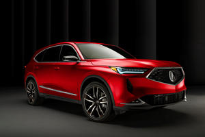 Acura MDX Prototype Previews Stunning Flagship SUV