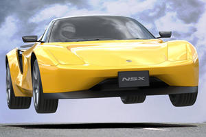 This Is The Honda NSX That Could Have Been