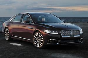 Sedans Are No Longer Part Of Lincoln's Future