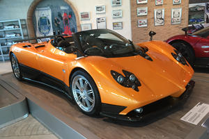Pagani Has Built A Factory Just As Exquisite As His Cars