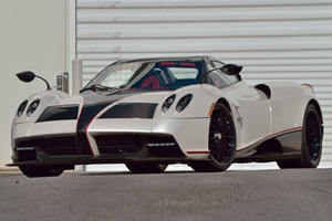Incredibly Rare Pagani Huayra Roadster For Sale In America