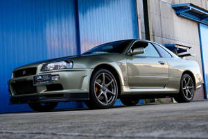 Rare R34 Nissan Skyline Costs Over $400,000