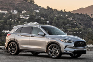 2021 Infiniti QX50 Arrives With Even More Safety And Tech Features
