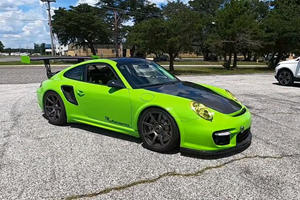 You'll Never Guess What Powers This Track-Ready Porsche 911
