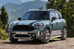 There's Big News About The Next Mini Countryman