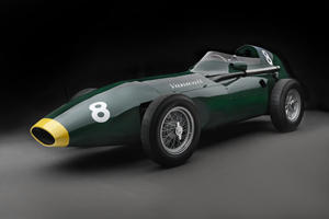Britain's Most Important F1 Car Reborn As $2 Million Continuation Car