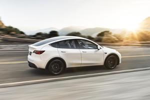 Tesla Model Y Gets Impressive New Range