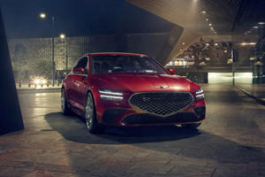 Genesis Reveals Engines And Features For 2022 G70