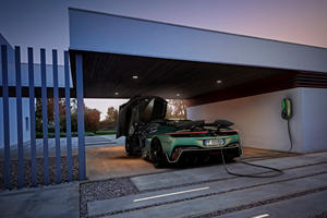 Pininfarina Battista Will Offer A Truly Exclusive Charging Experience