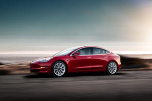 Europe Will Get Tesla Model 3 From China Instead Of America