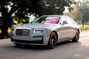 Rolls-Royce Ghost Prototypes Made People Feel Sick