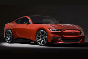 Say Hello To The Fully Electric 2022 Ford Mustang