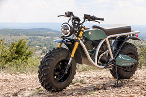 Electric Off-Road Motorcycle Is The Start Of Something Big