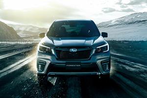Subaru Forester Sport Gains New Turbo Engine