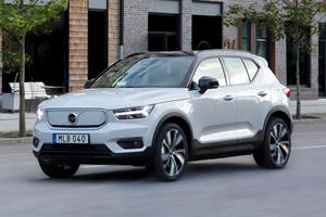 Official: 2021 Volvo XC40 Recharge Pricing Revealed