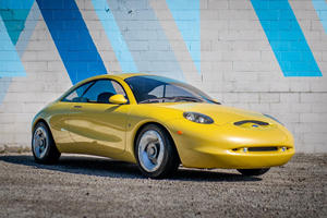 Ford Ghia Vivace Proves The 90s Was A Low-Point For Car Design