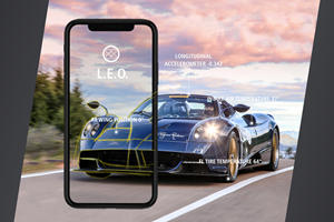 Pagani Huayra Can Now Be Serviced With A Smartphone
