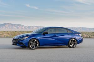 2021 Hyundai Elantra Pricing Announced