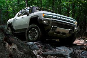 GM Hasn't Built A Working Hummer EV Prototype Yet