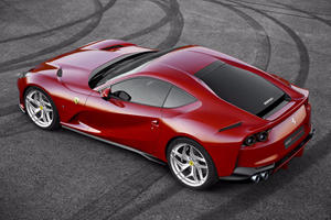 Ferrari 812 Superfast Is So Quick The Rear Window Will Fall Out