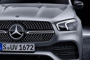 Mercedes-Benz Illuminated Star Badge Is Causing Problems