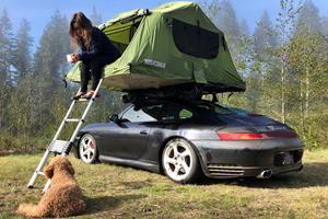 Porsche Approves Of This Crazy 911 Camper