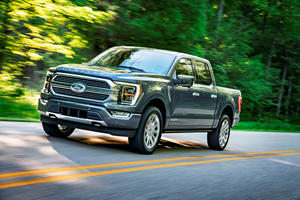 2021 Ford F-150's New Engine Tech Will Help Save Fuel