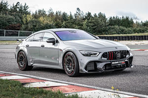 Brabus Turns Mercedes-AMG GT63 S Into 900-HP Missile