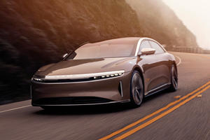 Lucid Air Is Going After Mercedes-Benz S-Class