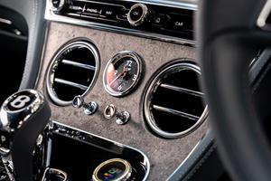 Bentley Mulliner Adds Stone Veneer For Ultra-Luxury Finish