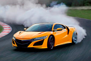 Acura NSX Discontinued In Australia For Obvious Reason